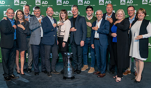 "AD Electrical members and suppliers are winning and ""All In"" at 2019 North American Meeting"