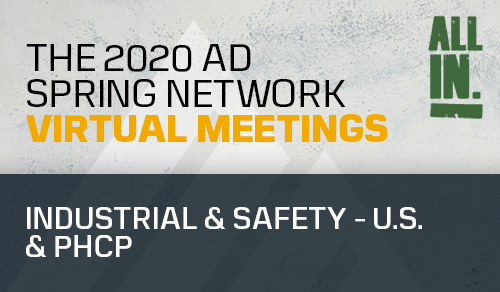 AD ISD-U.S. and PHCP shift to virtual format for 2020 spring network meetings