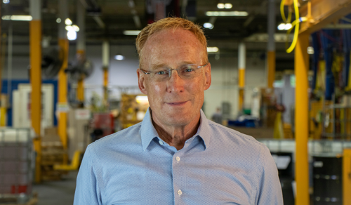 Ericson Manufacturing Hires Brian Earl as Vice President of Sales and Marketing