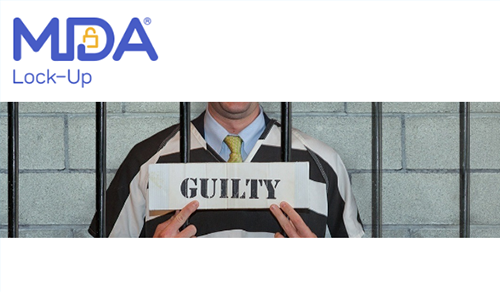 AD Building Materials Member Affected with Muscular Dystrophy Nominated to the MDA Lock-up!