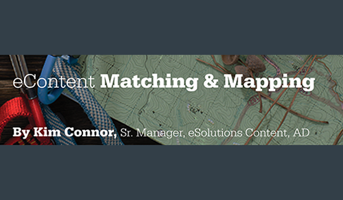 eContent Matching & Mapping