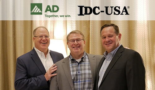 IDC-USA Merges with AD