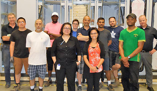 Rittal Systems makes the list of Canada's Top 10 Best Places to Work® in Manufacturing