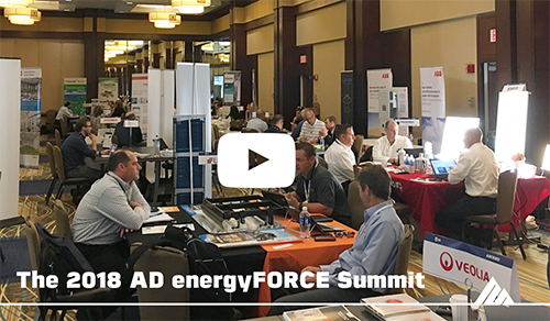 Join Us at the Upcoming 2018 AD energyFORCE Summit