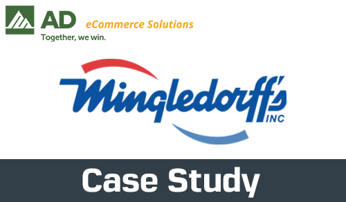 Mingledorff's increases online sales by 40% with AD eCommerce Solutions program