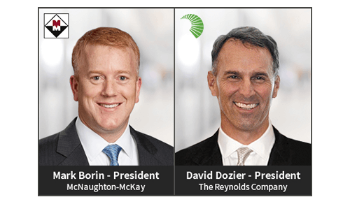 McNaughton-McKay Announces Executive Appointments