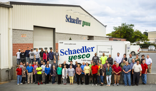 Schaedler Yesco Distribution ranks 29th in the Top 50 Fastest Growing Companies in Central PA